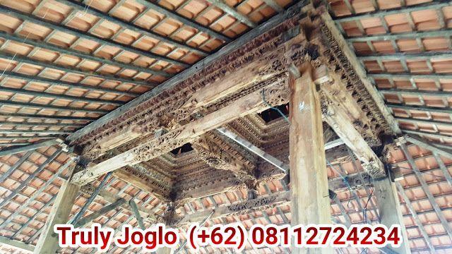 TrulyJogloHouse: Collections For Sale : Pendopo Joglo Ukir soko 20c...