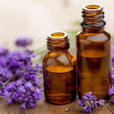 Badezusätze - Rezept zum selber machen für Lavendel Badeöl