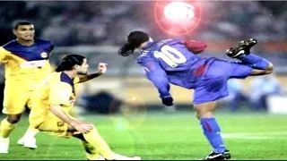 ronaldinho - YouTube