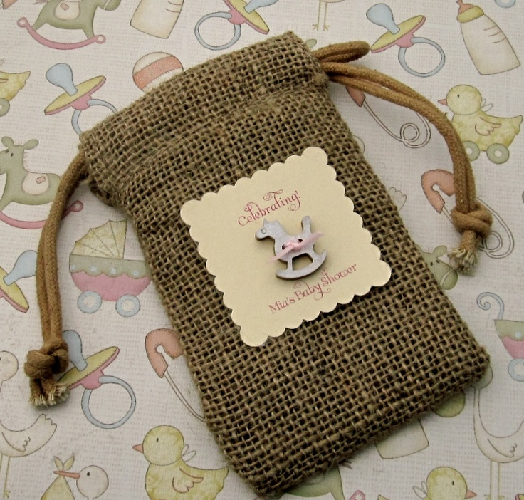 burlap baby shower on pinterest burlap bags pink baby showers and