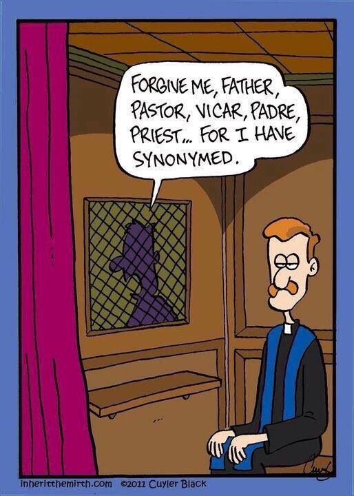 Catholic humor, gotta love it! | It's a Catholic Thing ...