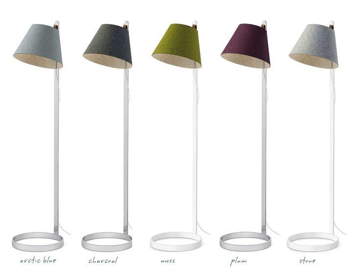 318 best floor lamp images on pinterest floor standing lamps pablo lana floor lamp shade colors aloadofball Gallery