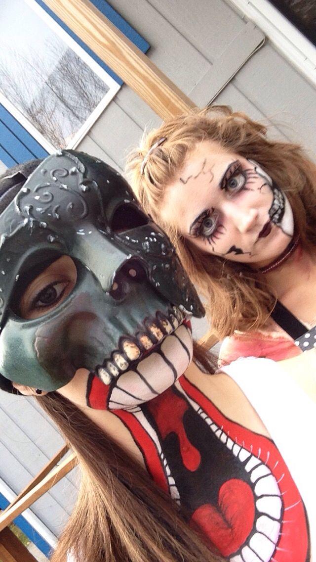 Halloween 2015, the purge anarchy.   Halloween Costume ...