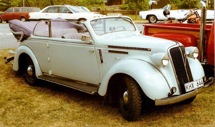 1937 Volvo PV51