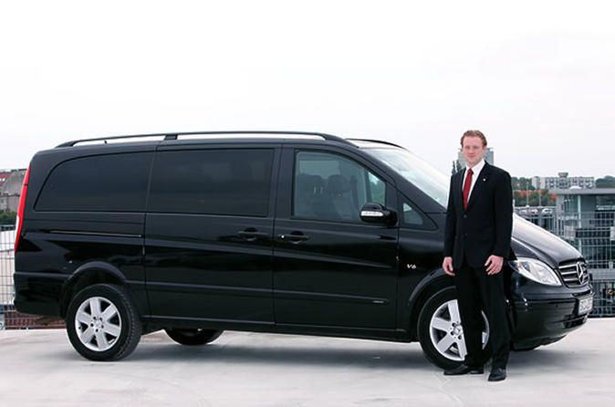 Istanbul Sabiha Gokcen Airport Transfer by Private Mercedes Minivan This private arrival transfer from Sabiha Gokcen Airport will take the worry out of the beginning of your vacation. Your driver knows his way around the city and will get you to your Hotel or destination.Take the worry out of your arrival with this private Sabiha Gokcen airport transfer service to your hotel by Mercedes Vito minivan. You will be met in the luggage claim area by your driver whom will be holding...