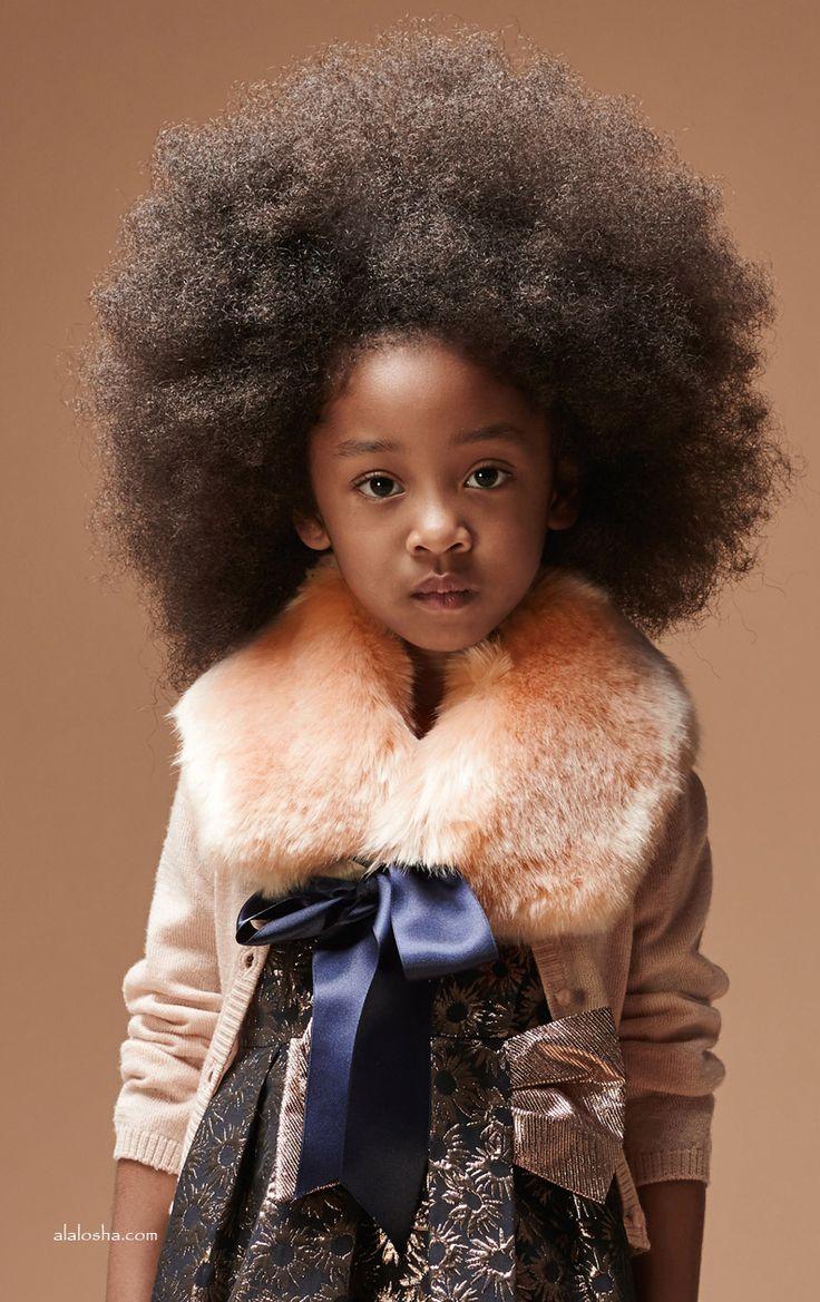 ALALOSHA: VOGUE ENFANTS: New Season FW'17: Elegant looks from the Hucklebones…