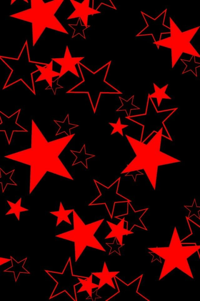Red Stars Wallpaper Star Wallpaper Cellphone Wallpaper Backgrounds Planets Wallpaper