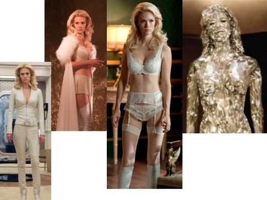 Emma Frost Costume History