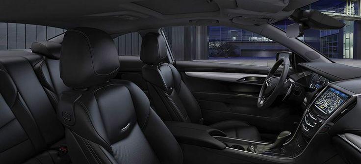 #Cadillac ATS 2015: gli interni