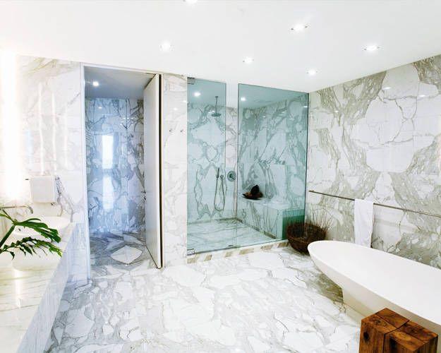 The Luxury Bathroom - ELLE DECOR | HOME / The Bath | Pinterest