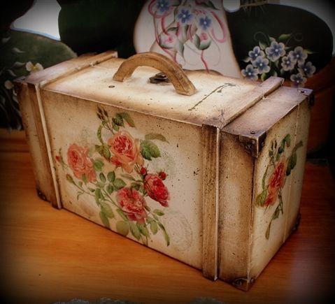 Rose Ece Aymer Vintage Bag