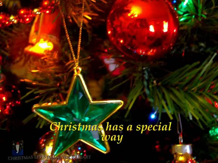 Christmas videos and Christmas poems - Christmas Lives Inside Your Heart