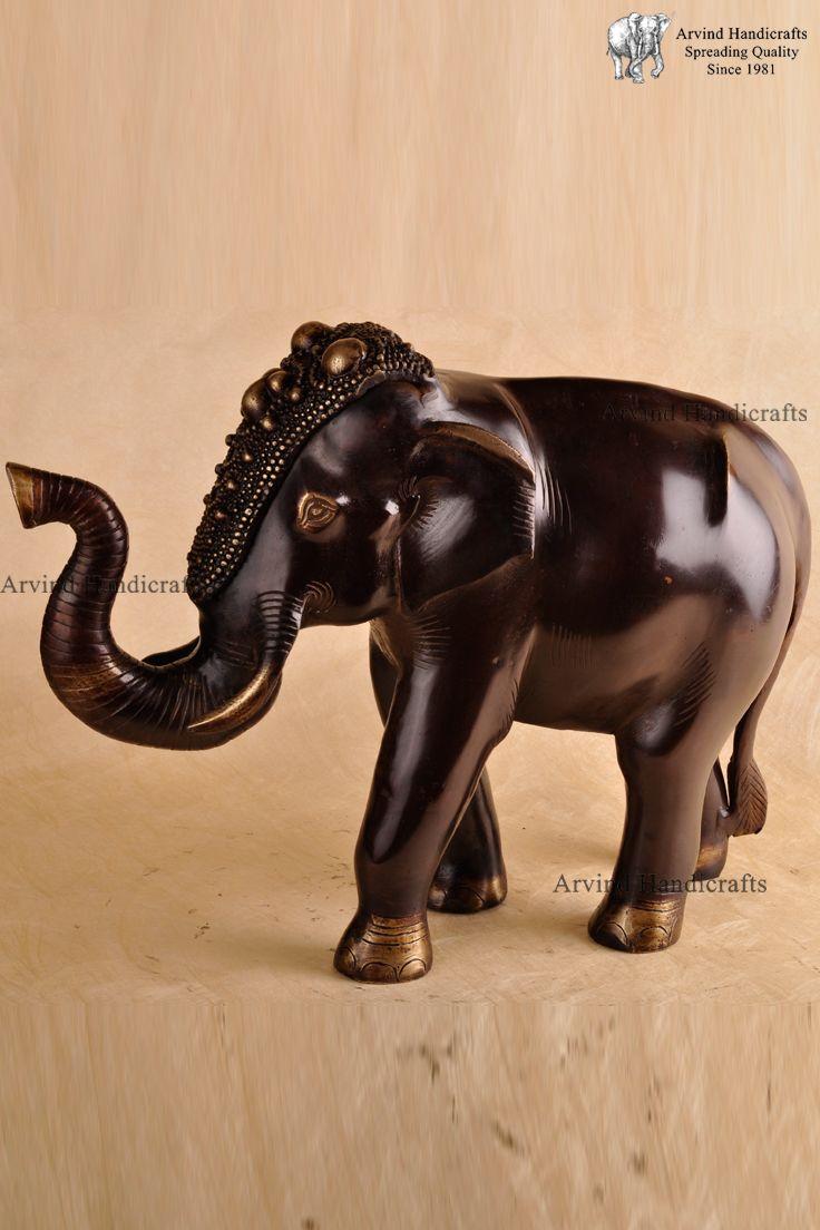 Designer Elephant Elephant Statue Elephant Sculpture Colorful Elephant