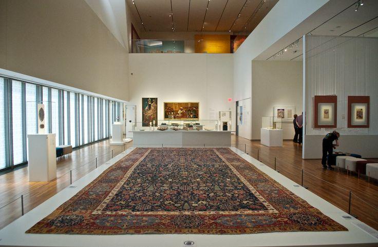 Interior, Aga Khan Museum, Toronto. John Elmslie 2015