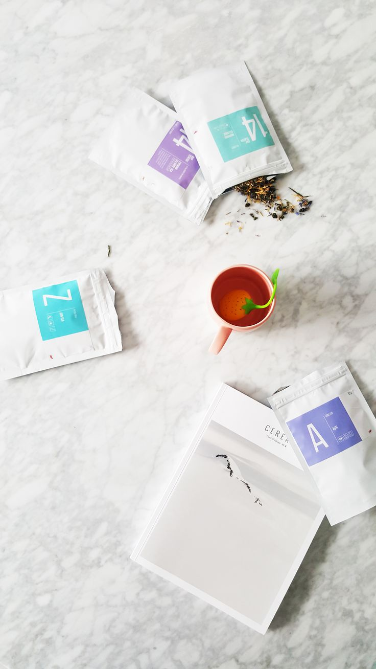 NEW + IMPROVED tea products and blends! - Tastier and more EFFECTIVE