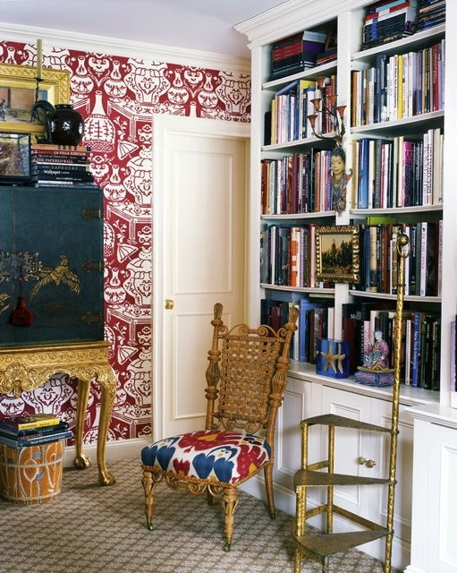 One of my favorite wallpapers.... Home, Clarence house