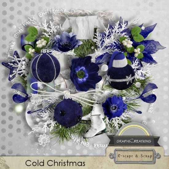 Cold Christmas by Graphic Creations