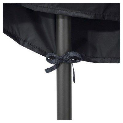 RE Patio Umbrella Cover - Room Essentials, Black