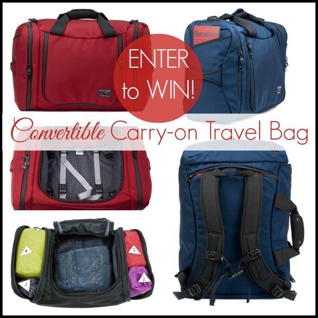Aeronaut Backpack: Tom Bihn Aeronaut Travel Bag On TravelFashionGirl 12 Day