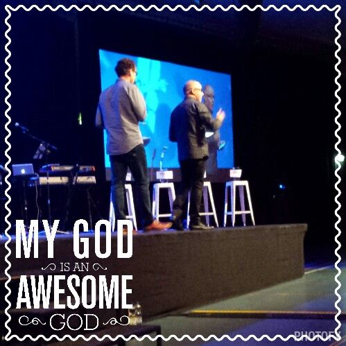 Day96: My God is an awesome God, my church is an awesome church! Blessed with a powerful preach by Paul de Jong & powerful words by Jolke Bomhof. #365countmyblessings