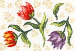 Dywanik Tulipany