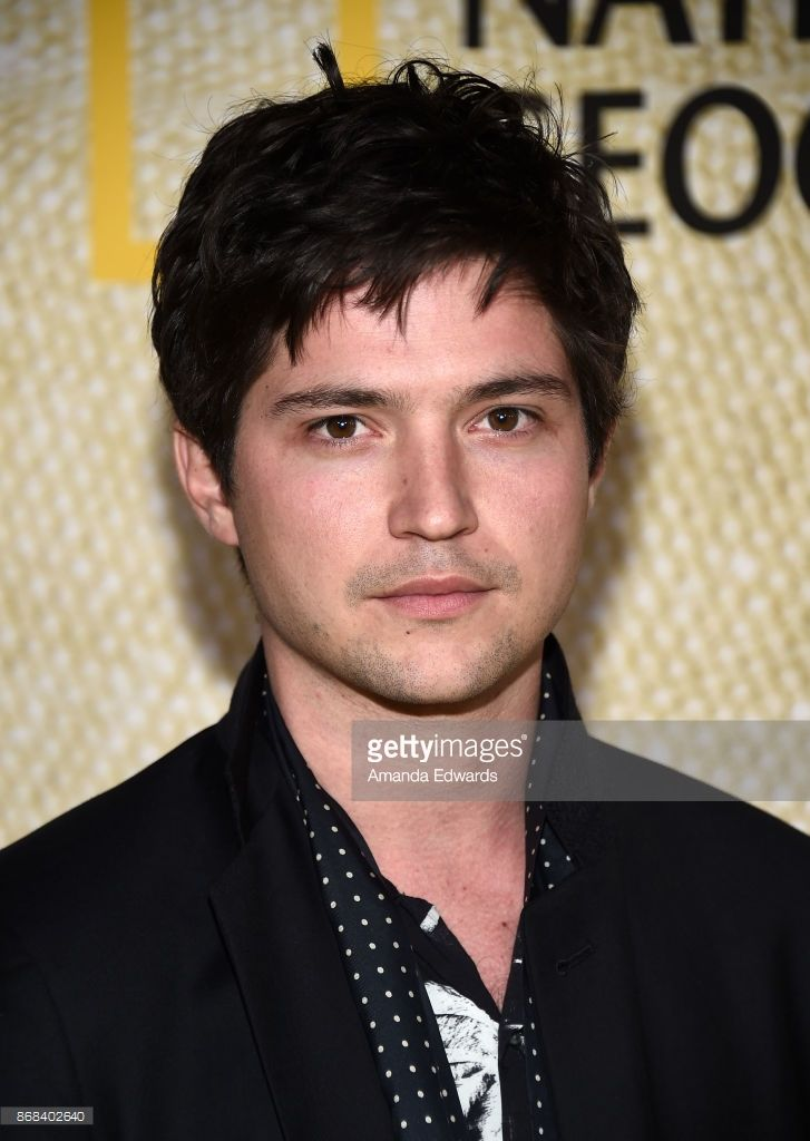 Actor Thomas McDonell arrives at the premiere of National Geographic's 'The Long Road Home' at Royce Hall on October 30, 2017 in Los Angeles, California.  (Photo by Amanda Edwards/WireImage)