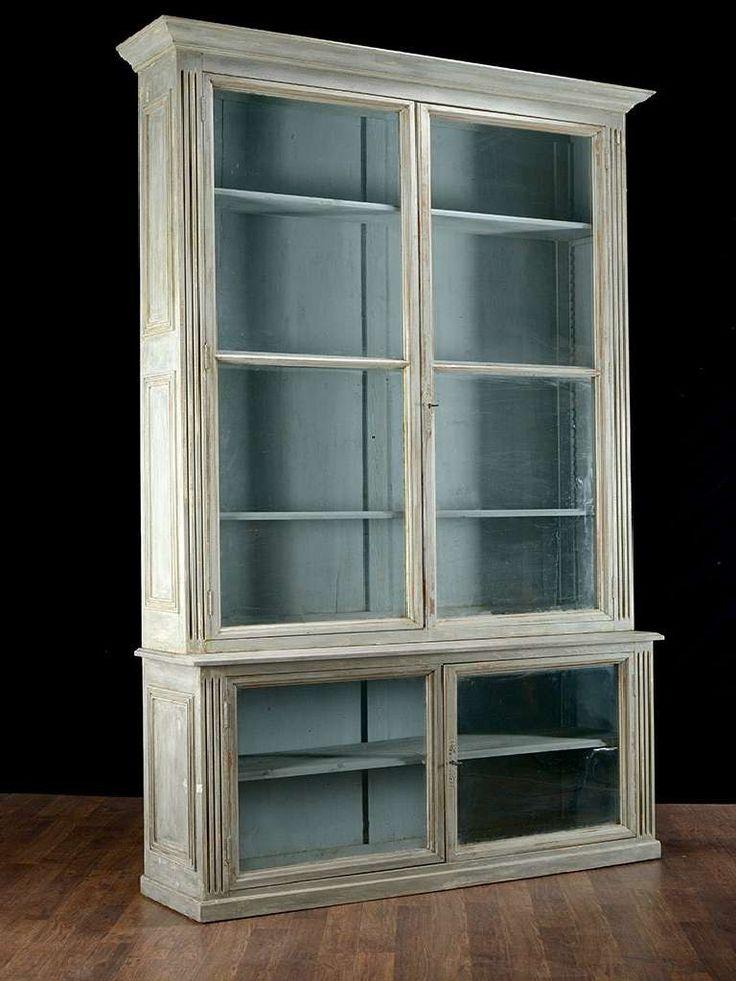 Best 25+ Glass door bookcase ideas on Pinterest | Glass ...