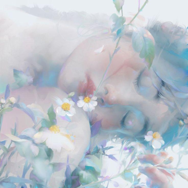 Bidens pilosa #artwork #xnhan00