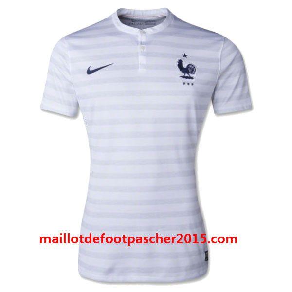 Maillot Femme France Coupe Du Monde 2014 Exterieur