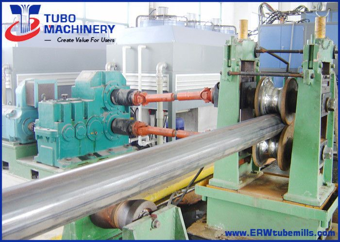 Pin On Erw219 Pipe Mill Tube Mill Chs Shs Rhs Welded Pipe Making Machine