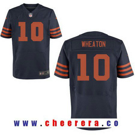 ... germany mike ditka mens chicago bears 10 markus wheaton blue with  orange alternate stitched nfl nike c89134d97