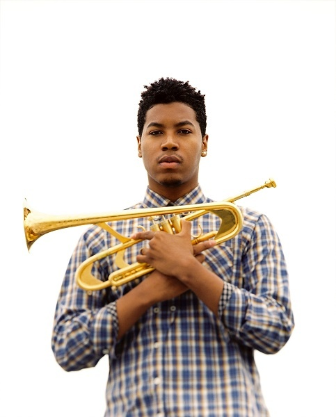 Catch New Orleans trumpeter, Christian Scott, perform alongside Donald Harrison at Market Theatre from 11.45p.m - 12.45a.m on 23-24/08/13. Tickets for this stage are R350. Follow this link to book yours now http://www.joyofjazz.co.za/