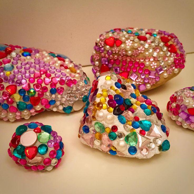 Forvandl en almindelig sten til en sand skat!