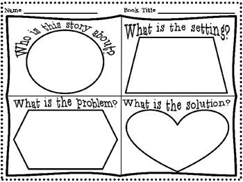 22 best reading graphic organizers images on Pinterest
