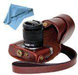 http://ift.tt/1J0Xm6T MegaGear Ever Ready Braun Leder Kamera Tasche für Fujifilm X-M1 (XM1 X-a1)  16-50mm Lens Objektiv Digital Kamera @buynowiili&