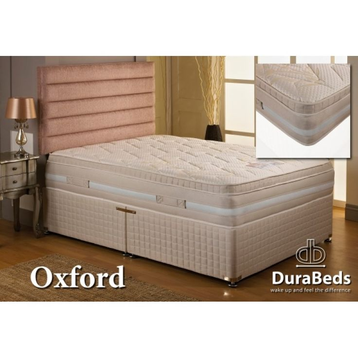 Dura Beds Oxford Divan Set. Free delivery!