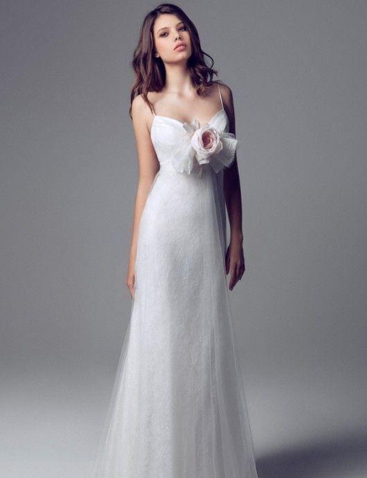 Abiti da sposa stile impero romano