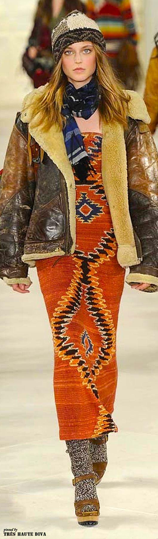#NYFW Polo by Ralph Lauren Fall/Winter 2014 RTW http://www.wwd.com/runway/fall-ready-to-wear-2014 \\\