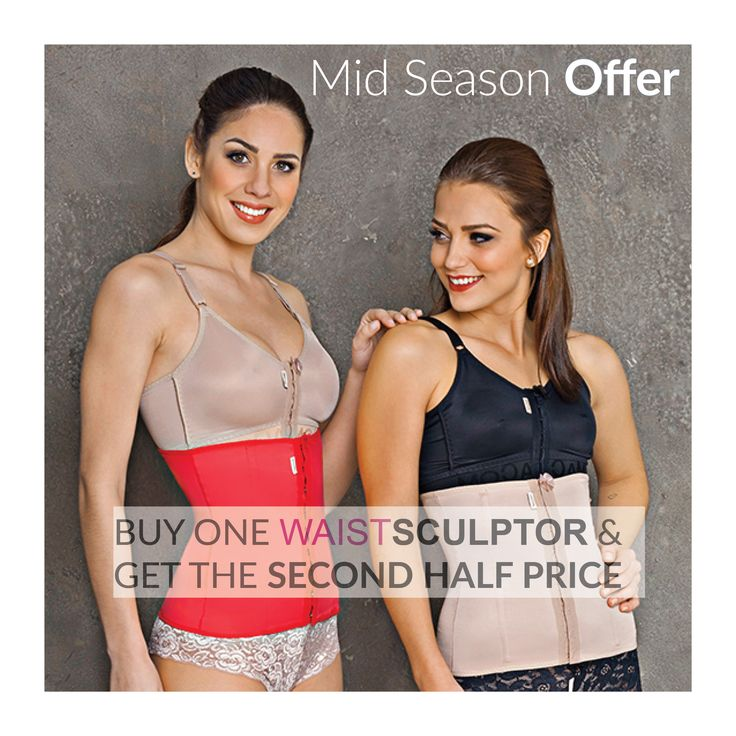 Buy one WAISTSCULPTOR and get the second half price.  Coupon code: WAISTSCULPTOR OFFER pted during the offer period. #macom #WAISTSCULPTOR #offer #buyonegetsecondhalfprice #waisttraining #compression #tinywaist #discount #mideseasonsale #sale #getyours #waisttraining