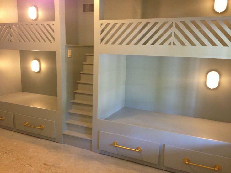 bunks, DIY hardware