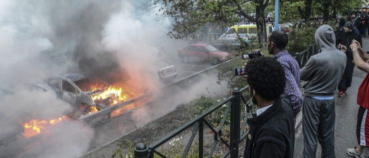 """Swedish police have ceded control over 55 """"no-go zones"""" to predominately Muslim criminal gangs.    An extensive report mapping out 55 no-go zoneswas released Oct. 24, showing where law enforcement h"""