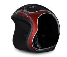 XtremeHelmets.com - Daytona Cruiser 3/4 Open Face Helmet Pinned Black Cherry, $85.95 (http://www.xtremehelmets.com/daytona-cruiser-3-4-open-face-helmet-pinned-black-cherry/)