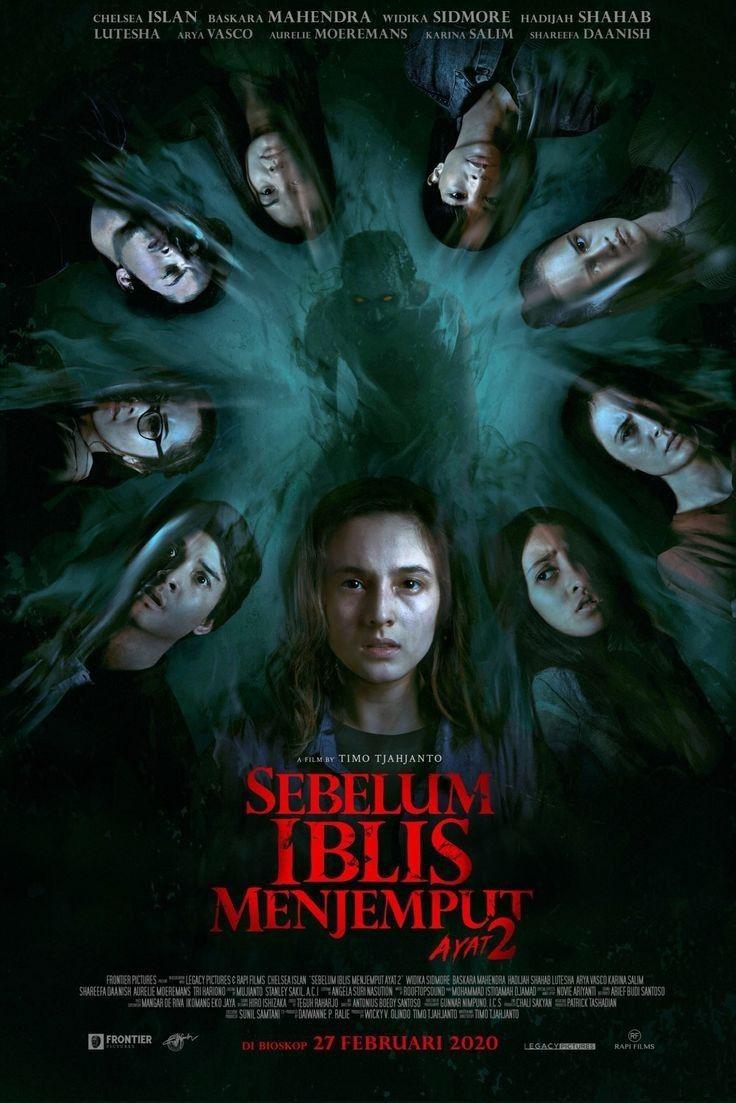 Sebelum Iblis Menjemput Ayat 2 2020 Di 2020 Film Horor Terbaik Film Horor Bioskop