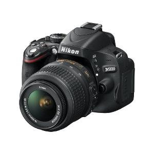 Nikon D5100 with 18-55mm VR DSLR Camera     Product Code: 16513675