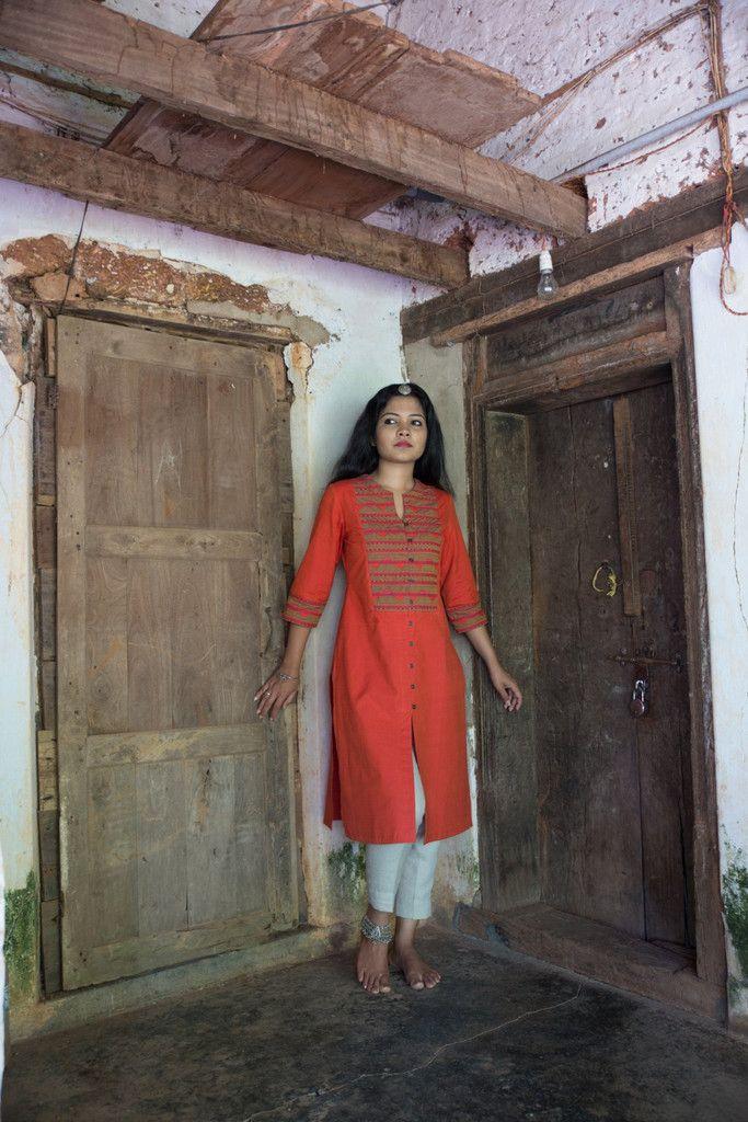 Umi Theyyam Kurta