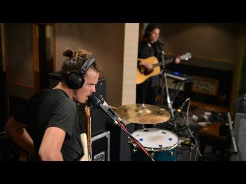 ▶ Half Moon Run - Call Me In The Afternoon in session for BBC Radio 1 - YouTube