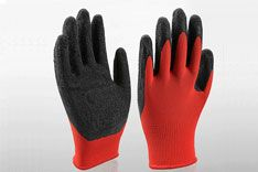 silicone bbq glove color: blue, black, red, pink, green,gray. etc http://www.seewayglove.com/fire-retardant/silicone-bbq-gloves.html