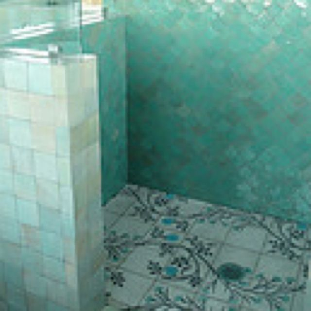 17 best images about mermaids on pinterest ceramics for Fish scale tiles bathroom