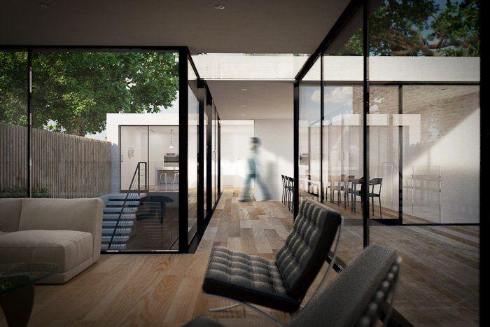 Warren House | mcgarry-moon architects ltd