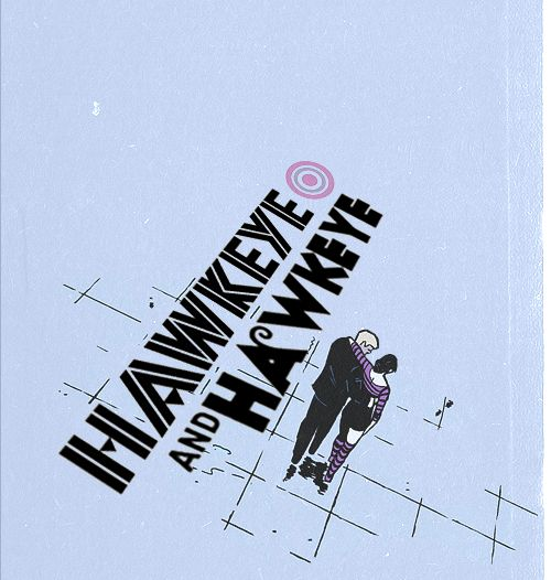 "MARVEL MEME » 7 Relationships » Clint Barton & Kate Bishop   ""Thank you Hawkeye.""""After you, Hawkeye."""